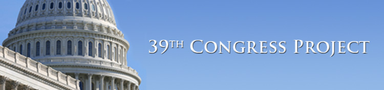 The 39th Congress Project