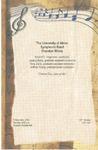 University of Akron Symphonic Band Chamber Winds (Nov 6, 2006) by Robert D. Jorgensen