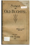 Songs of Old Buchtel