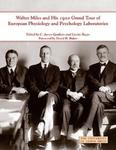 Walter Miles and His 1920 Grand Tour of European Physiology and Psychology Laboratories: A Reproduction of the Original Typescript
